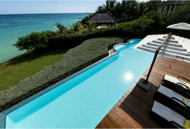 Oceanfront Luxury Rental Villa In Punta Cana
