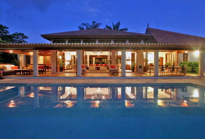 Quiete and Elegante Vacation Villa Surrounded By 4 World Class Golf Courses