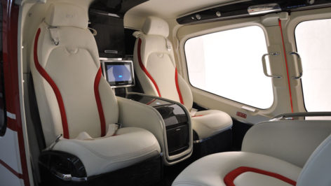 Our Concierge Service will take care of your likes to charter private Helicopter Belll 429